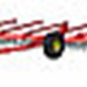 Борона широкозахватная зубовая БЗШ-15 фото