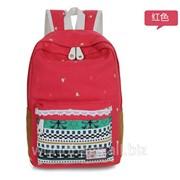 Городской рюкзак AWR8032-2 красный фото