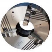 Патрон токарный трехкулачковый ПР-500.180.J11(J8, K11, C440) d-250мм БЗСП фото