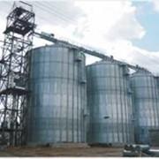 Зернохранилище фото