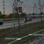 Продам участок 48 соток, фасад Богатырской, под административно-складские сооружения, Киев, Оболонь фото