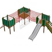 Игровой комплекс Премиум-Эко тип 5 фото