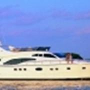 Яхта Ferretti-68 фото