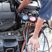 Заправка и ремонт автокондиционера фото