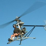 Вертолеты одноместные Moscquito Air - новейший сверхлегкий вертолет. фото
