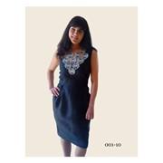 Платье мод. 001-10 фото