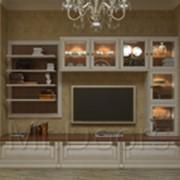 Классическая мебель для любой жилой зоны фото