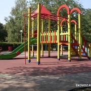 Установка МАФ, ограждений, детских городков (конфигурация любая, в том числе под заказ). фото