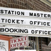 Услуги билетных агентств фото