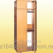 Шкаф для карт, с антресолью 802х519х2186 мм., 0644+0654 фото