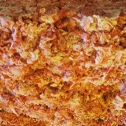 Замороженная смесь субпродуктов для корма пушных животных фото