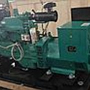 ДЭС (дизельная электростанция, дизель-генераторная установка) 145 кВт / 180 кВА Cummins 6CTA8.3-G2 открытого типа фото