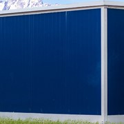 Вагоны-дома Туалетная комната на 5 человек 8,0х2,8х2,8 фото