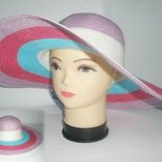 Женская летняя шляпа 56-57 размер фото