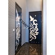 Классическая дверь MDF, арт. 40 фото