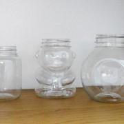 Баночки косметические (250гр, 350гр, 500гр, 250гр), в комплекте крышка фото