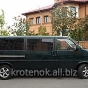 Прокат микроавтобуса в Минске без залога фото