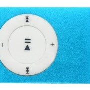 Мини-цифровой MP3-плеер синего цвета (2 Гбайта) фото