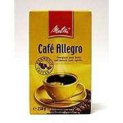Кофе молотый Melitta Allegro в упаковке 250 г фото