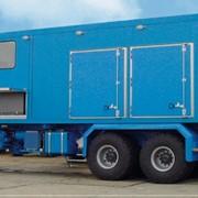 Установка для транспортировки и дозирования химреагентов УДХ-6 фото