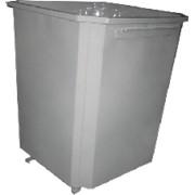 Контейнер мусорный для сбора ТБО, Контейнеры для мусора фото