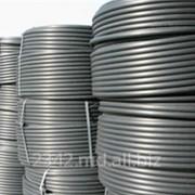 Трубы полиэтиленовые технические фото
