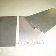 Лента-пластина уплотнительная Х18Н72В5-МП УМБ10-М ТУ 14-1-3294-81 плакированная фото