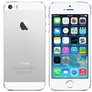 Apple Смартфон Apple iPhone 5S 64Gb (серебристый) фото