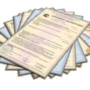 Сертификация фото