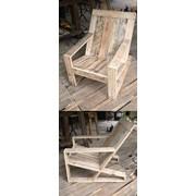 Лежаки деревянные, производство деревянной мебели для отдыха фото