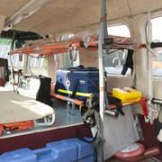 Вертолеты медицинские и спасательные МИ-2 фото