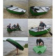 """Гребная лодка """"Окунь-245"""" фото"""
