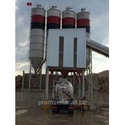 Стационарный бетонный завод PROMAX S120-TWN фото