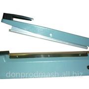 Запайщик пакетов с боковым ножом FS- 300С фото