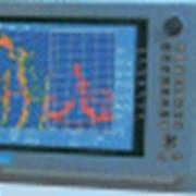 Цветной ЖК радар фото