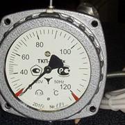 Манометирические термометры ТКП100ек фото
