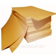 Коробочный картон фото