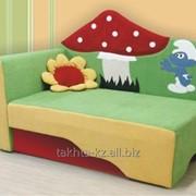 Детский диван Смурфик фото