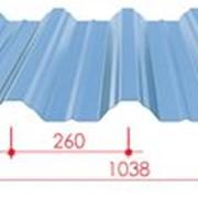 Конструкционные листы (самонесущие) Balex metal. Профнастил несущий фото
