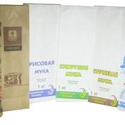 Бумажные пакеты для муки 1 кг фото