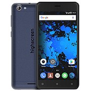 Смартфон Highscreen Power Rage Evo Blue (Витринный) фото