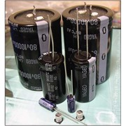 Конденсаторы, резисторы, резонаторы фото