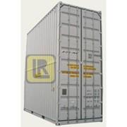 Контейнер повышенной вместимости для сверхгабаритных грузов Тип 1 фото