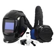 Сварочная маска Mitech Air с блоком подачи воздуха фото