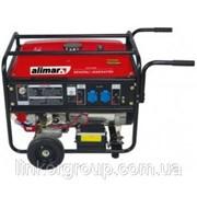 Бензиновый генератор Alimar ALM-B-7500E фото