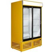"Шафа демонстраційна холодильна ШХСДк(Д)-0,8 ""Канзас"" (Україна) фото"