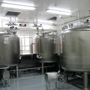 Фармацевтическое оборудование из нержавеющей стали фото
