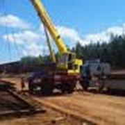 Работы по укладке, монтажу, демонтажу, капитальному ремонту и текущему содержанию подъездных, подкрановых железнодорожных путей фото
