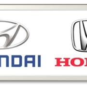 HONDA/HYUNDAI Тормозные диски фото