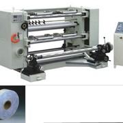 Вертикальная автоматическая бобинорезательная разделительная машина PU-LFQ-1300 фото